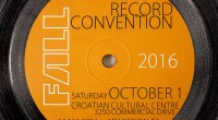 Saturday October 1st, 2016 is our semi-annual Record Convention at The Croatian Cultural Centre (3250 Commercial Drive). *PLEASE NOTE* For the first time ever, this is on a Saturday.  This is due to […]