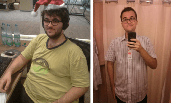 Meet Daniel, the Austrian Rebel Who Dropped 109 Pounds