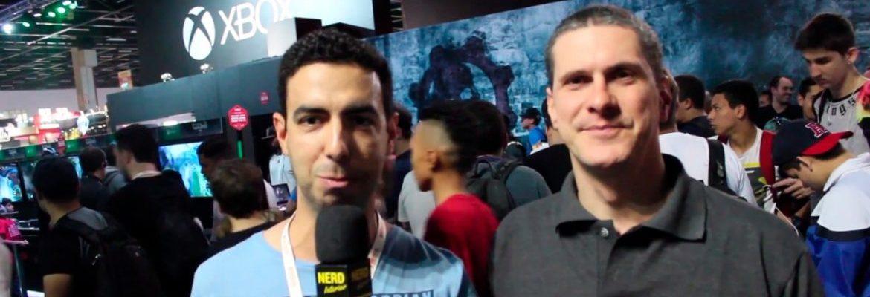 Etecetera   Brasil Game Show 2016