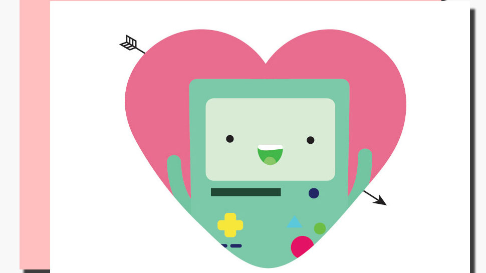 Say Happy Valentine\u0027s Day With These Geeky Cards Nerdist