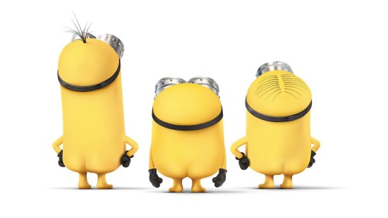 Movie Morsels: MINIONS Posterior Poster, Bryan Singer Announces