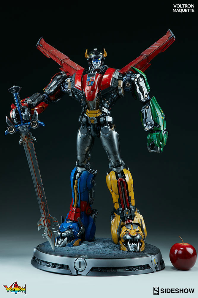 Voltes V Wallpaper Hd The Ultimate Voltron Statue Will Cost You Over 1000 Nerdist
