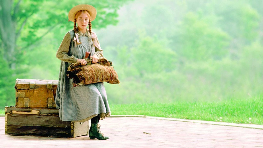 Happy New Year Girl Wallpaper An Anne Of Green Gables Series Is Coming To Netflix Nerdist