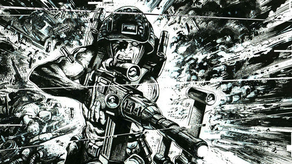 2000 Ads Rogue Trooper Returns With James Robinson And