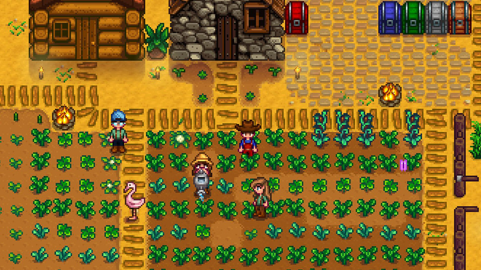 STARDEW VALLEY Multiplayer Features Are Done, Beta Expected in - photo of spring