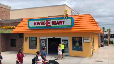 A Real Version of THE SIMPSONS Kwik-E-Mart Is Here | Nerdist