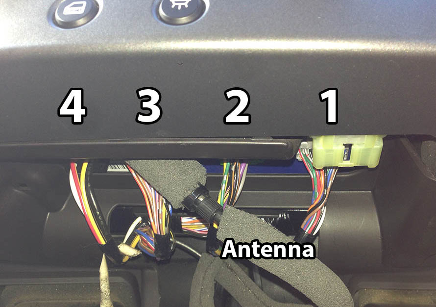 ford ba wiring diagram stereo