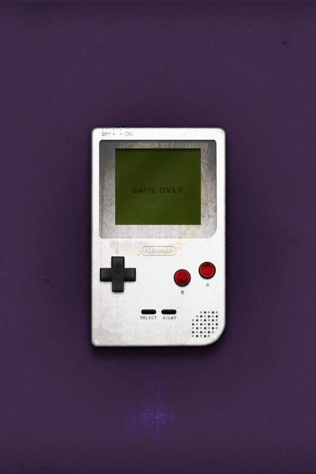 iPhone Wallpaper #6 – Videogame