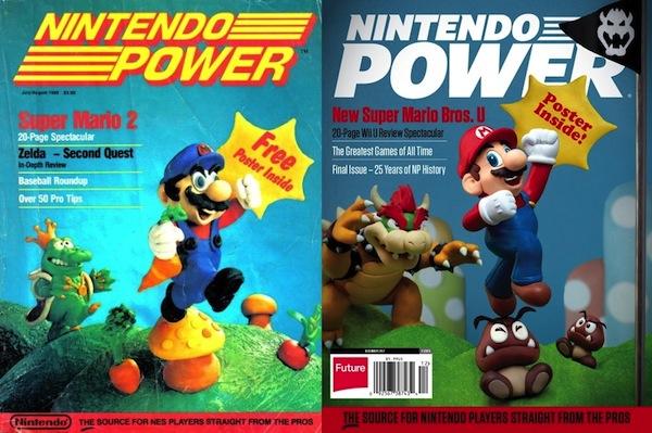 O Réquiem das Revistas de Video Game 1