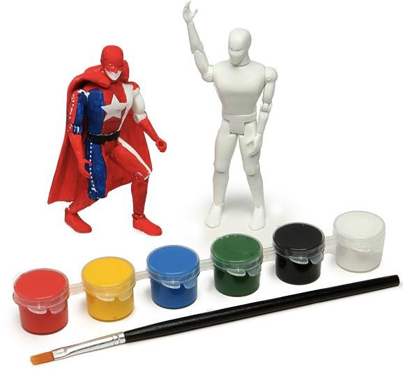Faça o seu super-herói 01