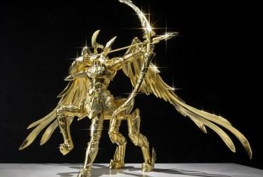 E só o vencedor pode vestir sua armadura de ouro - 01