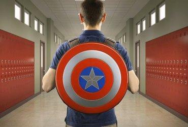 Mochila do Capitão América - Eu quero 02