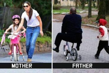 Pai x Mãe quem é o mais desleixado 06