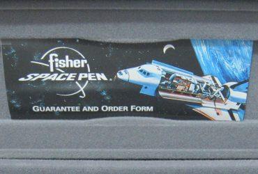 A lenda da caneta da NASA x Lápis Russo 1