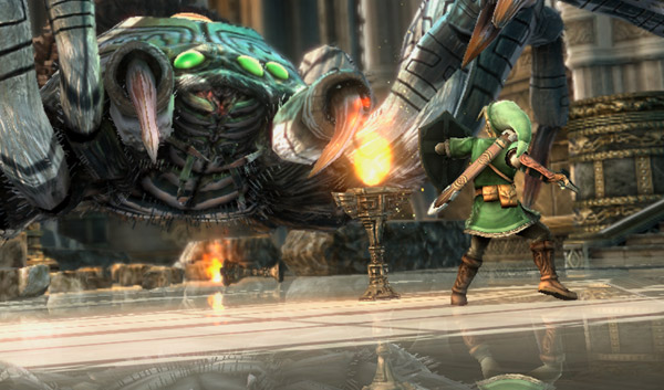 Zelda Ocarina Of Time 3d Wallpaper E3 2014 New Legend Of Zelda Trailer Compared To The 2011