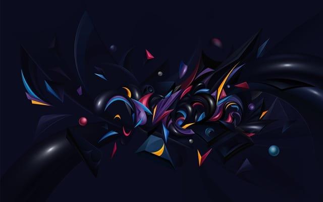 Cubes 3d Wallpaper 60 Best Abstract Hd Wallpapers For Windows Desktop