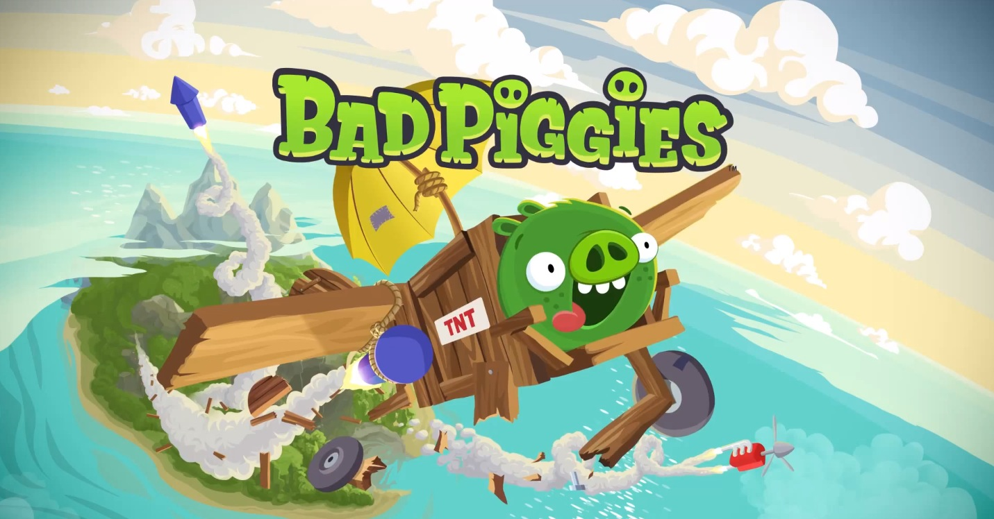 Cute Piggies Wallpaper The Best And Worst Of The Angry Birds Franchise
