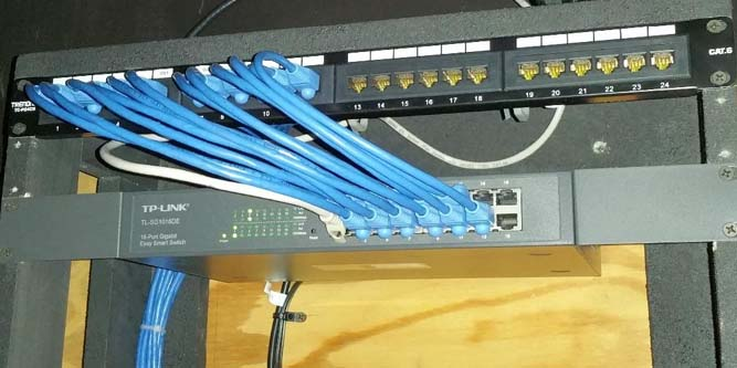 Ethernet Switch Wiring - Wiring Diagram