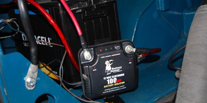 Ultimate Guide to the Best 12V DC Dual Battery Isolator in 2019
