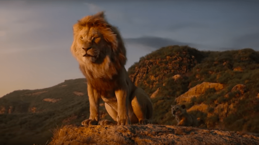 the lion king 2019 trailer 3 reaction
