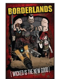 Borderlands by Kozak Komiks