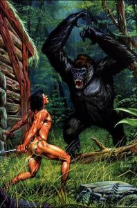 Tarzan by Joe Jusko