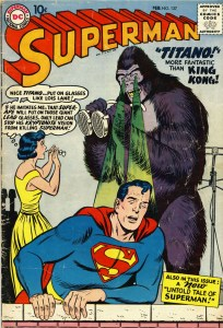 Superman Vol 1 #127 (1959) - © 2012 DC Comics