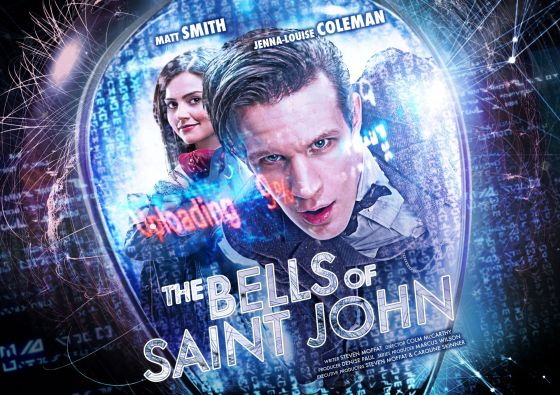 The Doctor's search for Clara Oswald brings him to modern day London, where wifi is everywhere. Humanity lives in a wifi soup. But something dangerous is lurking in the signals, picking off minds and imprisoning them. As Clara becomes the target of this insidious menace, the Doctor races to save her and the world from an ancient enemy. Executive produced by Steven Moffat and Caroline Skinner Directed by Colm McCarthy Written by Steven Moffat Produced by Denise Paul Series produced by Marcus Wilson