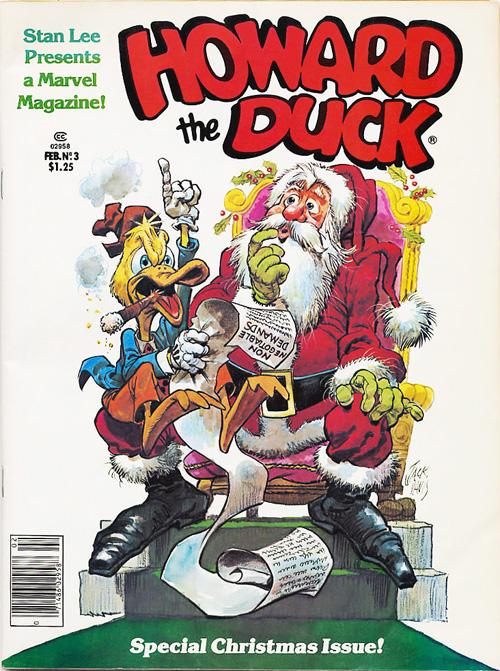 Howard the Duck (magazine) #3 - February, 1980
