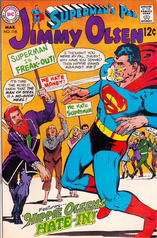 Superman's Pal, Jimmy Olsen #118 - March, 1969