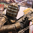 Isaac Clarke armor from Dead Space. (Photo by Christen Bejar)