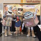 Spidey meets The Box Trolls