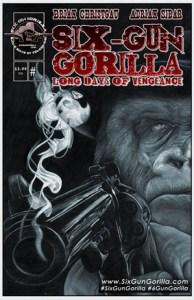 Six-Gun Gorilla: Long Days of Vengeance
