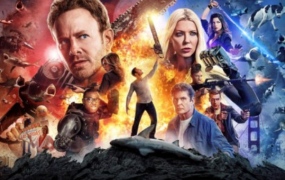 Sharknado 4: The 4th Awakens premiers Sunday, July 31st on the SyFy Channel