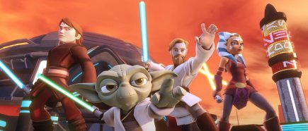 The Star Wars: Twilight of the Republic Play Set was the initial release for Disney Infinity 3.0