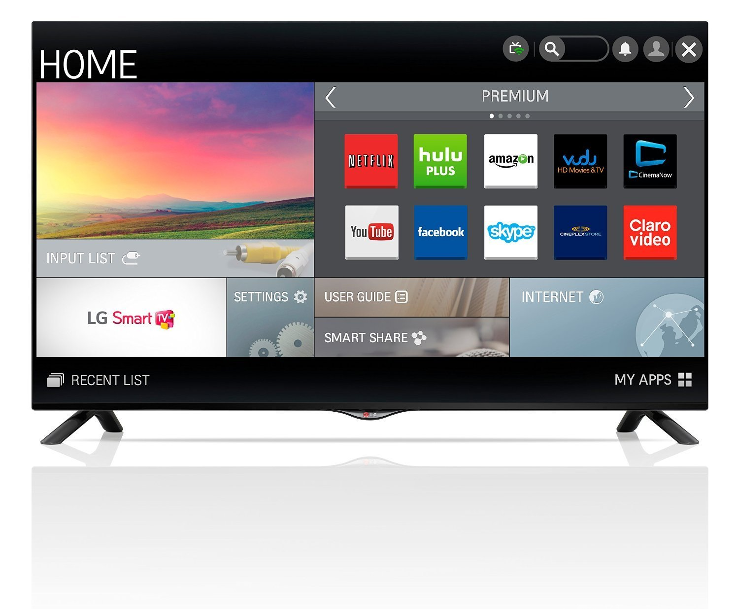 40 Inch Smart Tv Deals More Than 700 Off On Lg Electronics 40 Inch Smart Led Tv From
