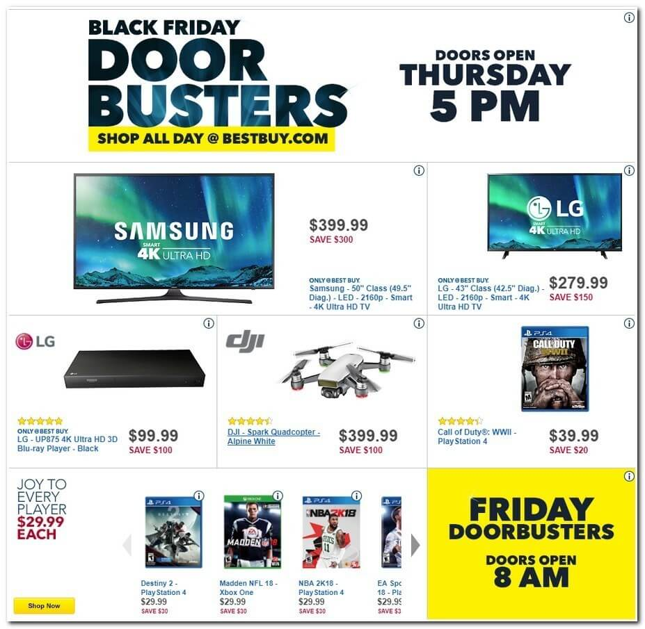 Beste Black Friday Deals Best Buy Black Friday 2018 Ad, Deals And Store Hours