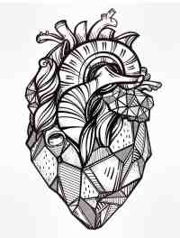 20 Free Printable Valentines Adult Coloring Pages - Nerdy ...