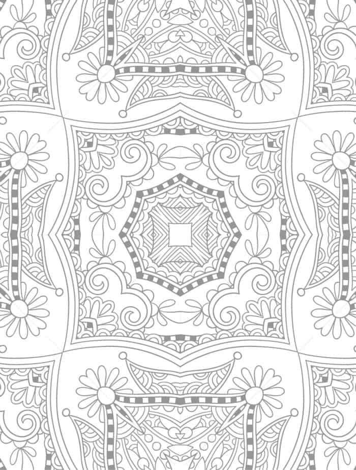 Download Advanced Coloring Pages : More free printable adult coloring pages page of