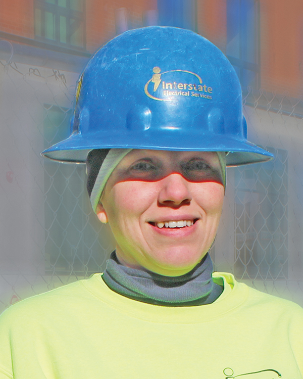 The electrical trade offers exciting career options for women with