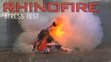 Nerf Elite Rhinofire Stress Test