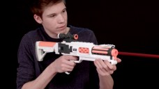 Star Wars Episode 7 First Order Stormtrooper Deluxe Blaster