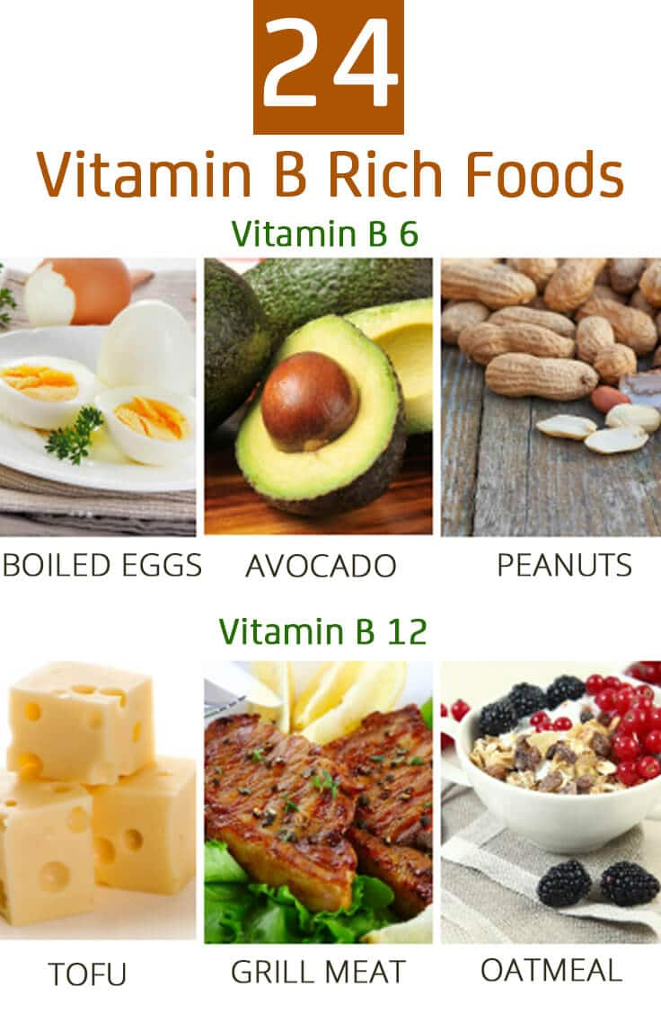 Foods Vitamin B 50 The Importance Of B Vitamins For Proper Nerve Function