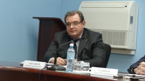 Сергей Анташев возглавит ОАО «ТЕВИС» 16 марта?