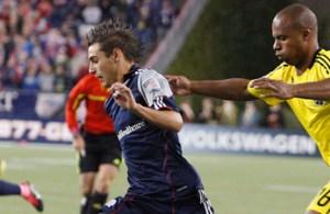 Diego Fagundez got his third start of the season on Wednesday. (Photo: Chris Aduama/aduama.com)