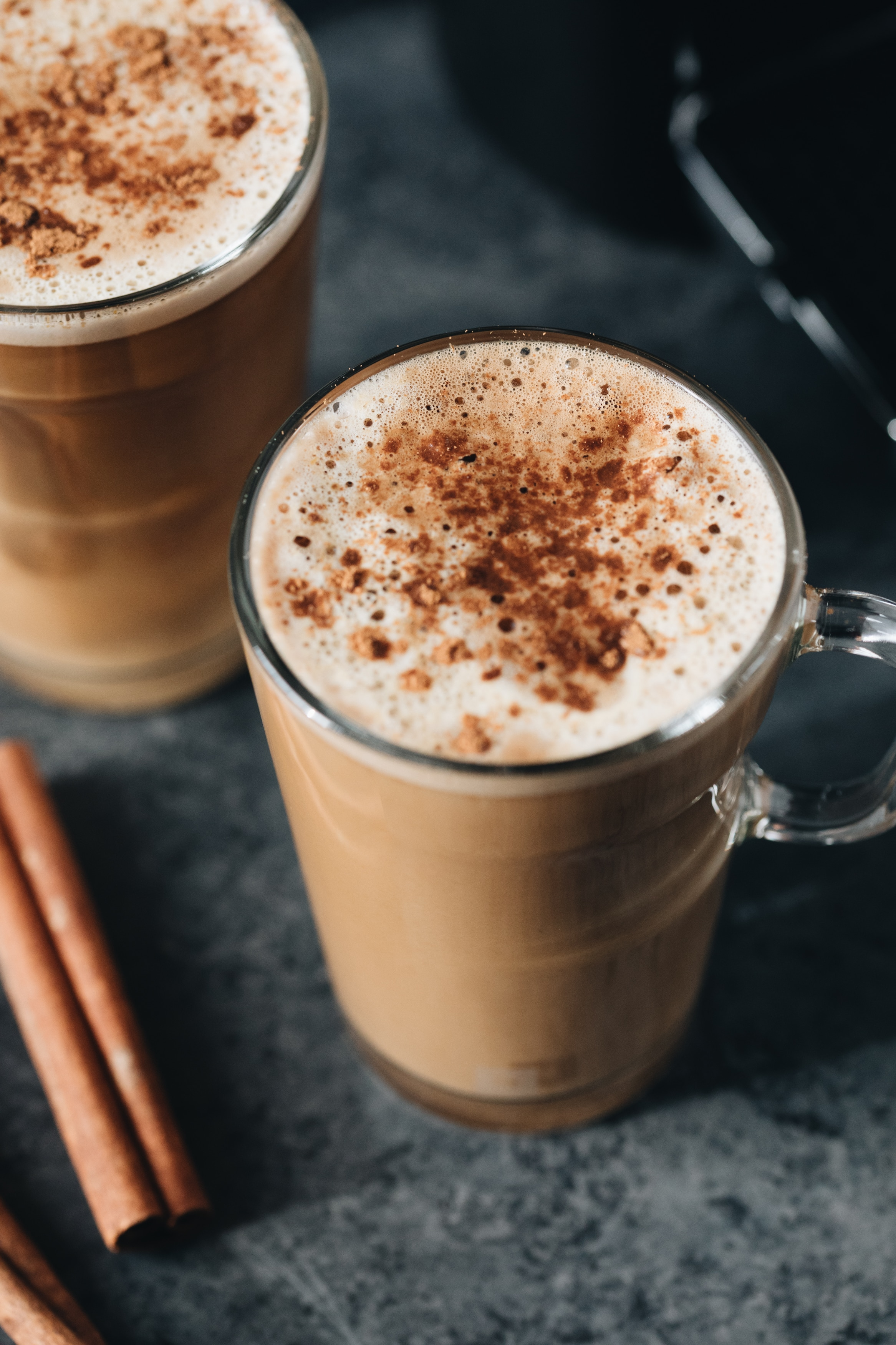 Coffee Latte Pumpkin Spice Latte