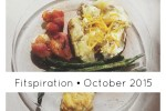 fitspiration october 2015