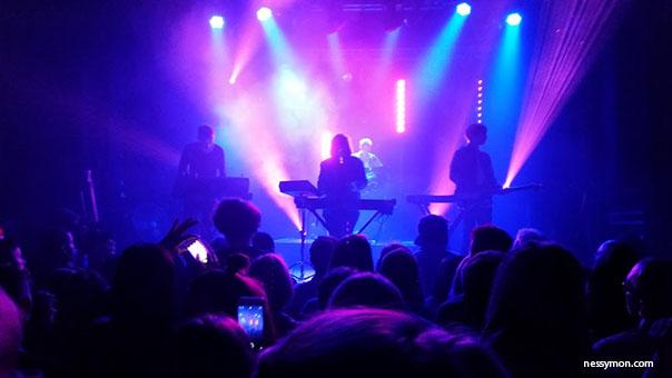 Shura, Live at Electric Brixton