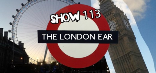 The London Ear on RTE 2XM with Ged Graham and Sharon Sexton
