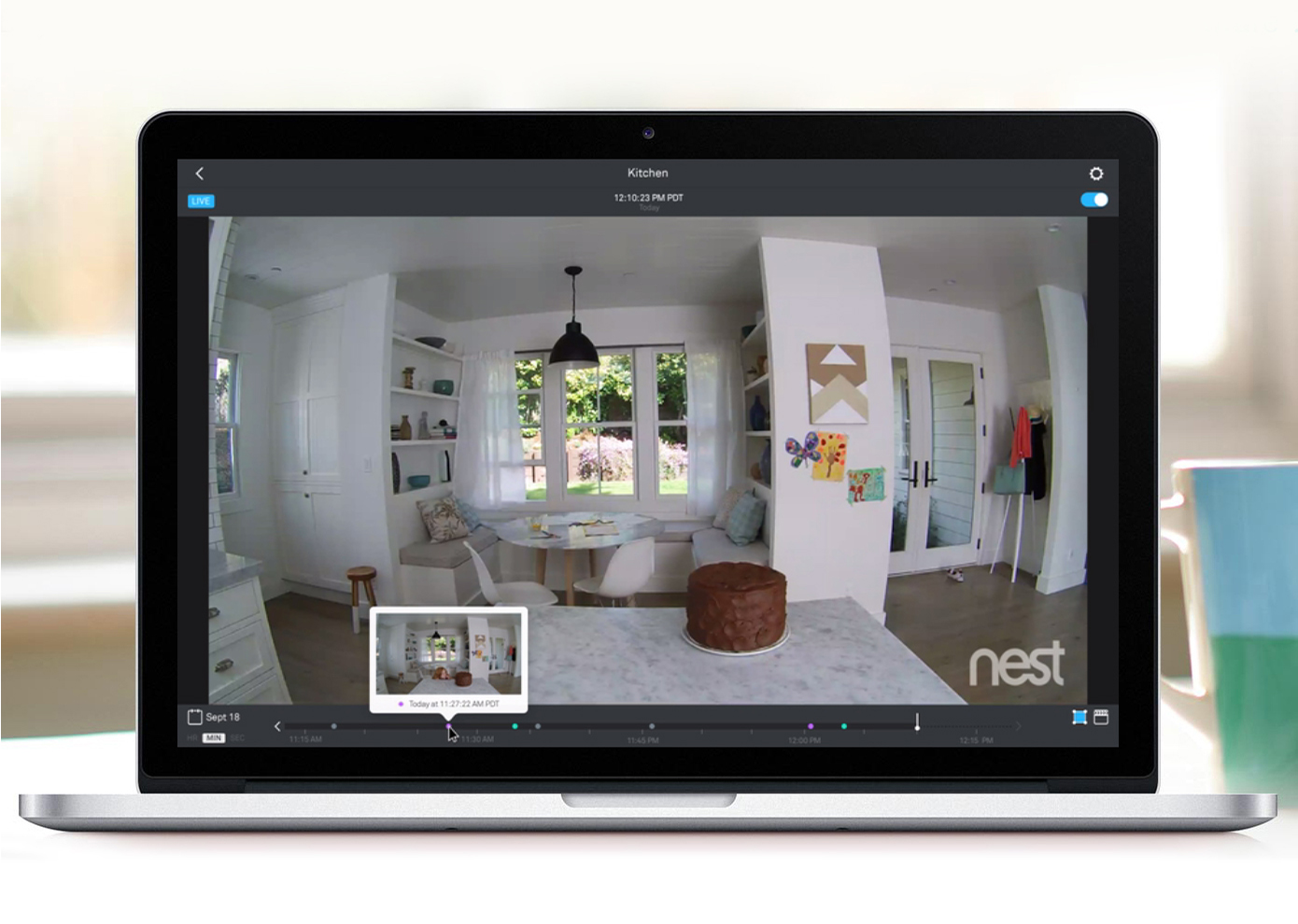 Camera Exterieur Home By Sfr Say Hello To Nest Cam Nest